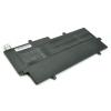 Toshiba PA5013U-1BRS 2200 mAh 4 cella fekete notebook/laptop akku/akkumulátor utángyártott