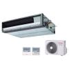 Toshiba RAV-SM404SDT-E/RAV-SM404ATP-E Digital Ultra vékony Inverteres Mono Split Légcsatornázható klíma szett