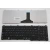 Toshiba Satellite C650 fekete magyar (HU) laptop/notebook billentyűzet