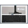 Toshiba Satellite C850 fekete magyar (HU) laptop/notebook billentyűzet
