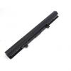 Toshiba Satellite L50-B series 2200 mAh 4 cella fekete notebook/laptop akku/akkumulátor utángyártott