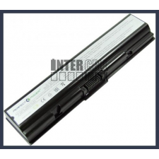 Toshiba Satellite L550D-S7912 4400 mAh 6 cella fekete notebook/laptop akku/akkumulátor utángyártott toshiba notebook akkumulátor
