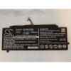 Toshiba Satellite P55 P55W 3850mAh Notebook Akkumulátor