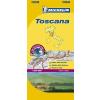 Toszkána térkép - Michelin 358