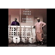 Toumani Diabaté, Ali Farka Touré - Ali Farka Touré & Toumani Diabaté (Vinyl LP (nagylemez)) világzene
