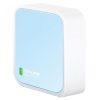 TP-Link Nano Router Wireless TP-Link TL-WR802N, 300Mbs (TL-WR802N)