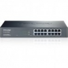 TP-Link Switch 16x1000Mbps Fémházas Rack-es
