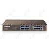 TP TP-LINK Switch 16x1000Mbps Fémházas Rack-es