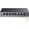 TPLINK TP-Link TL-SG108PE 8-port Gigabit Desktop Switch Easy Smart with 4-Port PoE