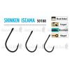 Trabucco SHINKEN HOOKS ISEAMA W/R BN #16 10db horog