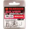 Trabucco Silver Specialist 15db/csg 18, feeder horog
