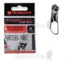 Trabucco SLIDER CONNECTOR METAL 5 db S fémbetétes csúszó úszórögzítő