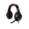 TRACER Gaming Headset TRACER Battle Heroes Gunman Red