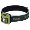 TRACON LED Fejlámpa akkumulátoros 3W 120 Lm
