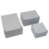 TRACON TRAC.MED302212 Műanyag elektronikai doboz, 300x220x120mm, IP55