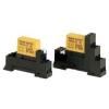 TRACON TRAC.PR12-1V10A Print relé 12 V DC 1 váltó, 230 V AC/ 30 V DC/ 10 A