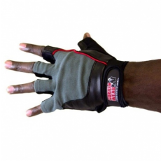 TRAINING GLOVES (BLACK) [S]