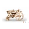 Traktor – mechanikus modell