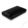 "Transcend 2.5"" HDD USB 3.0 1TB 5400rpm 8MB cache A3 fekete"