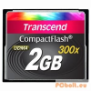 Transcend 2GB COMPACT FLASH CARD 300X