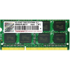 Transcend Apple Series 4GB 1066MHz CL7 SODIMM 2Rx8 DDR3 memória