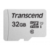 Transcend Memory card Transcend microSDHC USD300S 32GB CL10 UHS-I U1 Up to 95MB/S