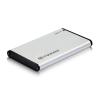 Transcend StoreJet 25S3 2.5'' USB 3.0 ezüst HDD ház