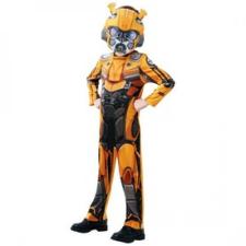 Transformers Bumblebee póló és maszk - 104 cm - Jelmezek jelmez