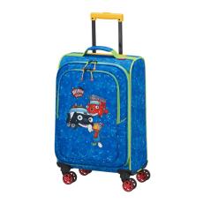 TRAVELITE HELDEN DER STADT S kék négykerekű kis gyerek bőrönd