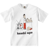 Tréfás póló Kezdő apa (XL)