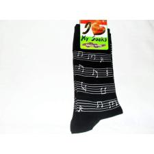 Tréfás zokni Zenész (41-45-ös) vicces ajándék