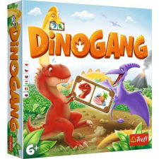 Trefl Dinogang társasjáték társasjáték