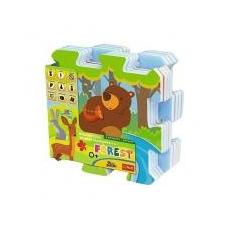 Trefl Habszivacs szőnyeg puzzle - Erdei móka puzzle, kirakós