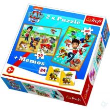 Trefl : Mancs Őrjárat 2 az 1-ben puzzle és memória játék puzzle, kirakós