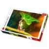 Trefl Trefl: béka levéllel 500 darabos puzzle