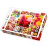 Trefl Trefl: édesség kollázs 1000 darabos puzzle