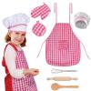 Trender Kis kukta chef szakács jelmez 7 részes