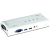 Trendnet KVM switch, 4 x USB port  (TK-409K)
