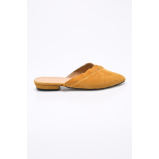 Trendyol - Papucs - mustár színű