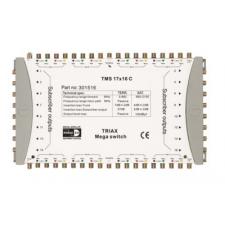 Triax-Hirschmann Triax TMS 17x16 C multikapcsoló hub és switch