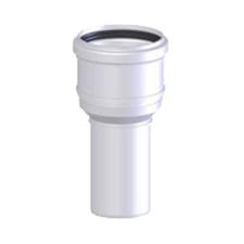 Tricox PBÖ6005 bővítő idom PPs/alu 80/125mm-110/160mm hűtés, fűtés szerelvény