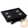 TRITON RAX-CH-X04-X3 Tető vagy alapzat ventilátor rack szekrénybe, 60W (4x ventilátor, termosztáttal)