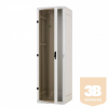 TRITON RMA-22-A66 22U magas, 600x600mm-es álló rack szekrény