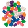 TRIXIE akváriumi műanyag dísz 36 db-os kristálykövek