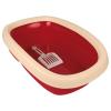 Trixie Carlo 2 Macska wc, piros