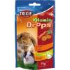 Trixie Drops Rágcsálónak Répás 75gr