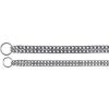 Trixie Fojtó fém 2 soros 45cm/2.5mm