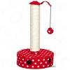 Trixie gomba alakú macskabútor - piros/fehér