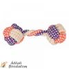 Trixie Játék súlyzó kötélből 15cm