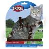 Trixie One Touch Step macskahám Barna 26-37cm